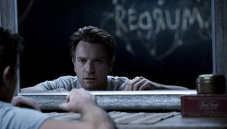 Ewan McGregor en 'Doctor Sueño'
