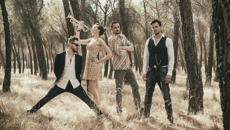 'Fiesta Ancestral' es su cuarto largo duración y cuenta con 10 canciones