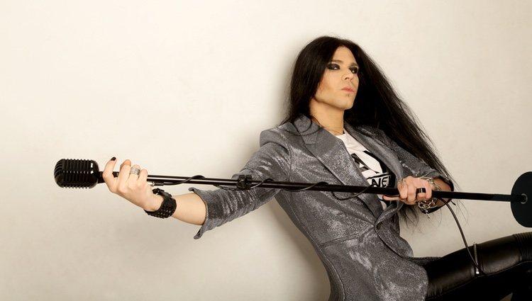 Mikan en las imágenes promocionales de su nuevo proyecto / Foto: The Pool Gnews
