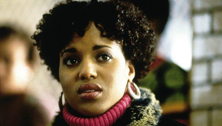 Kerry Washington como Chenille Reynolds en la película 'Espera al último baile' (2001)