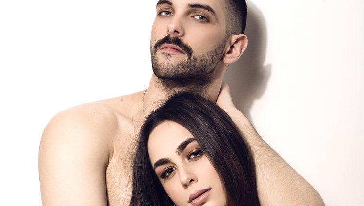 Borja Rueda y Lena Zafra 2019