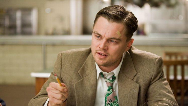 Leonardo DiCaprio en un fotograma de 'Origen'