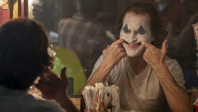 Joaquin Phoenix como Arthur Fleck en la película 'Joker'