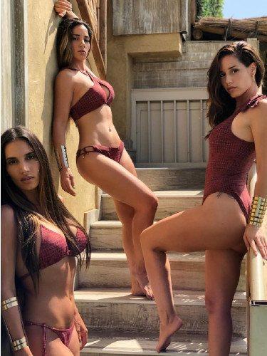 India, Laura y Dessy Martínez en la fotografía que causó tanto revuelo en redes sociales | Foto: Instagram