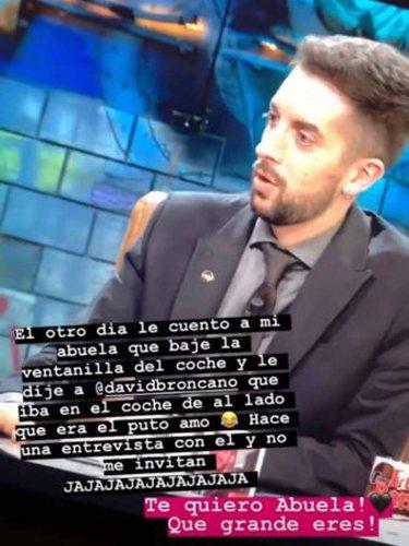 Alejandra Rubio en su Instagram