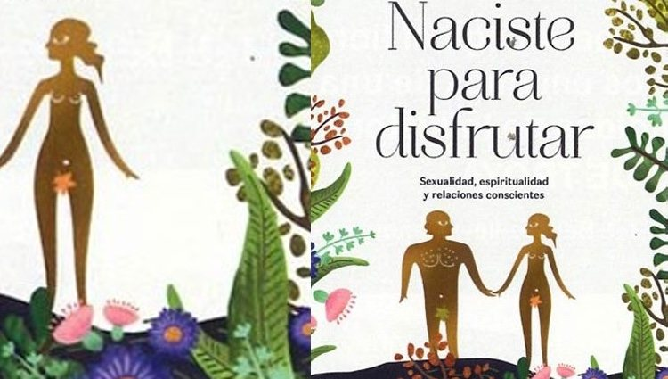 Portada 'Naciste para disfrutar' de editorial Planeta