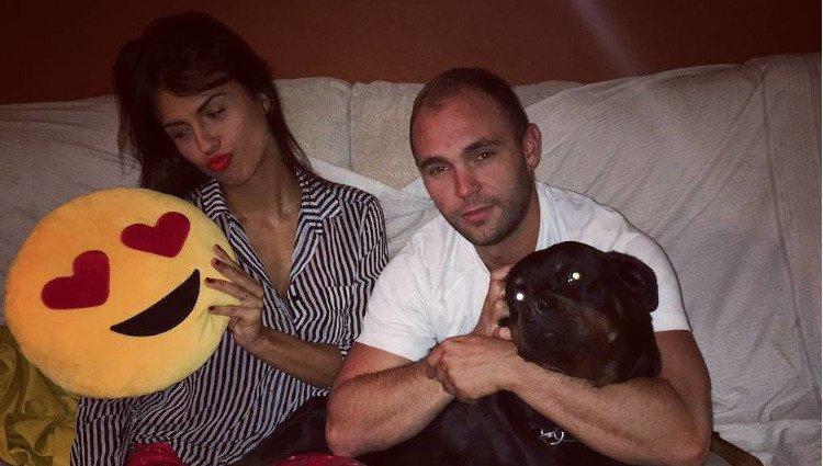 Sofía Suescun y su hermano Cristian posan divertidos con sus mascotas|Foto:Instagram