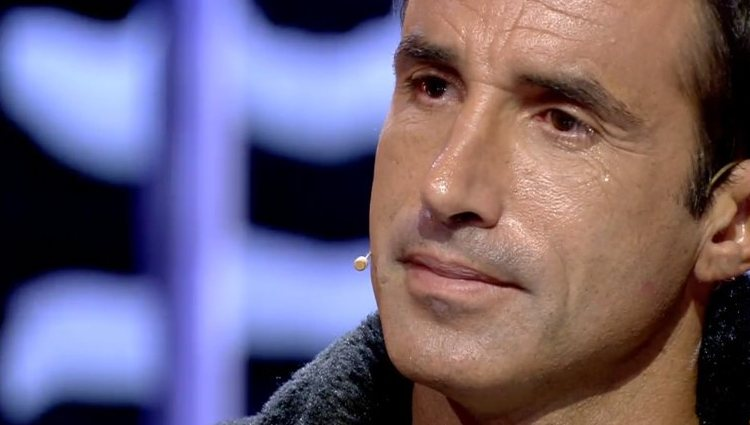 Hugo se derrumba al ver las imágenes de Adara confesando sus dudas | telecinco.es