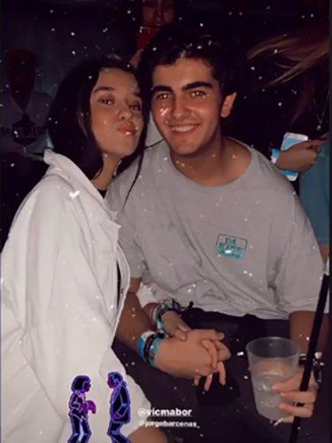 Victoria Federica y Jorge Bárcenas de fiesta en Madrid | Foto: Instagram