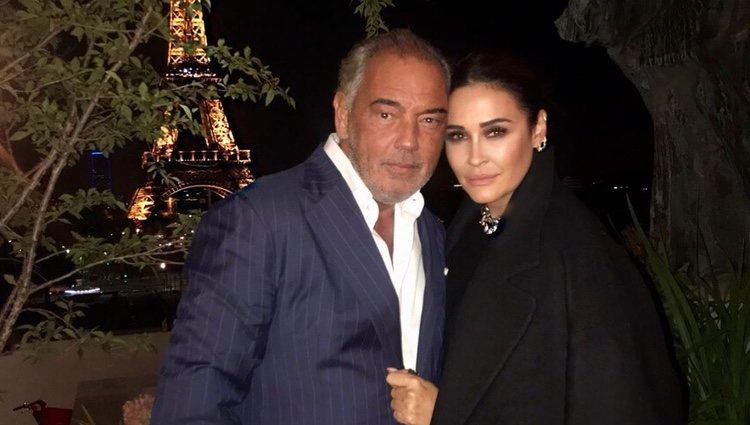 Vicky Martín Berrocal junto a su novio, el empresario portuguésJoao Viegas Soares / Foto: Instagram