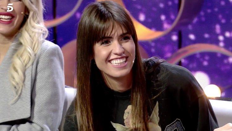 Sofía Suescun hablando del tema de Kiko Jiménez | Foto: telecinco.es