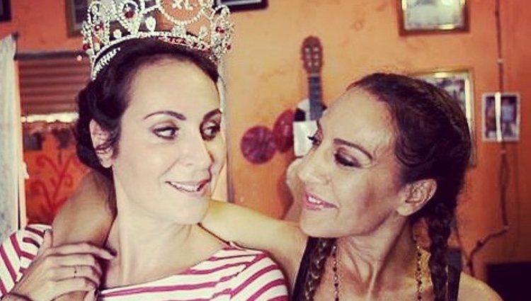Ana Milán y Mónica Naranjo juntas | Telecinco.es