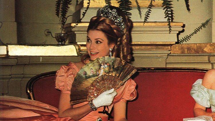 Grace de Mónaco en el 'Baile del Siglo' en 1966 | Pinterest