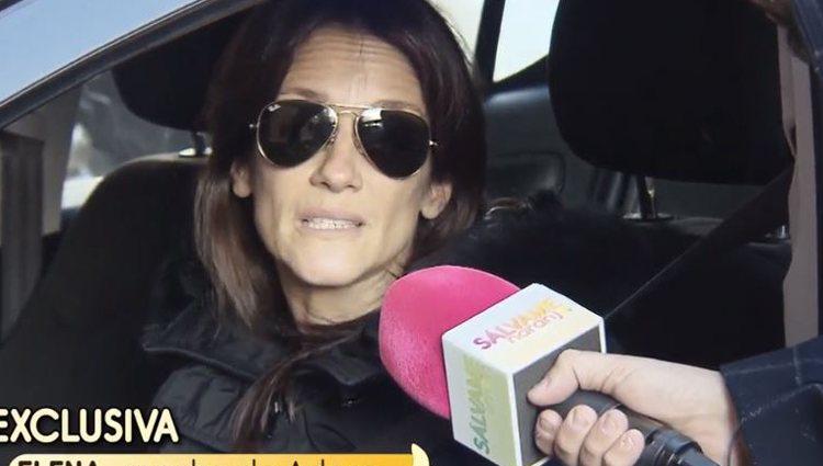Helena, madre de Adara| vía: Telecinco.es