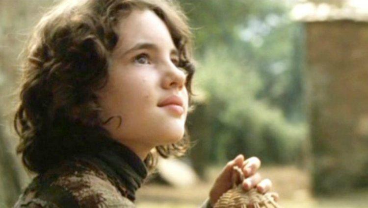 Ivana Baquero en la película 'Romasanta, la caza de la bestia'