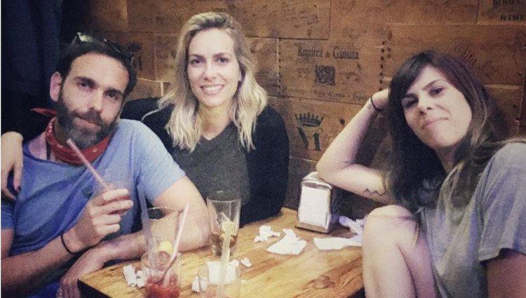 Los tres hermanos Miró/Foto:Instagram