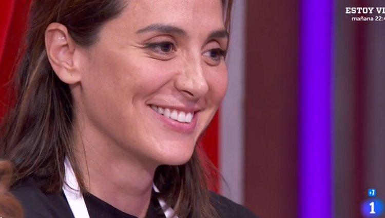 Tamara, ganadora de 'MasterChef Celebrity 4' - Fuente: Rtve.es