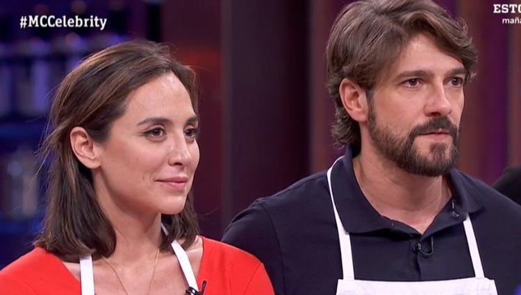 Tamara y Félix Gómez, los duelistas de la noche - Fuente: Rtve.es