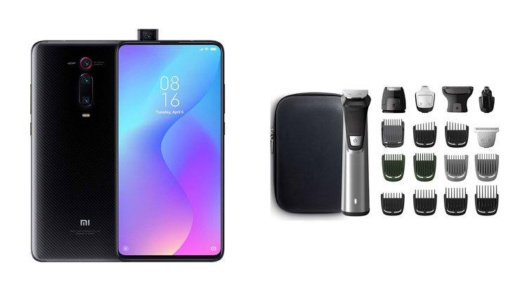 Smartphone y recortadora