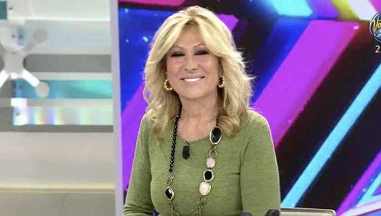 Rosa Benito en 'Ya es mediodía'| vía: Telecinco.es