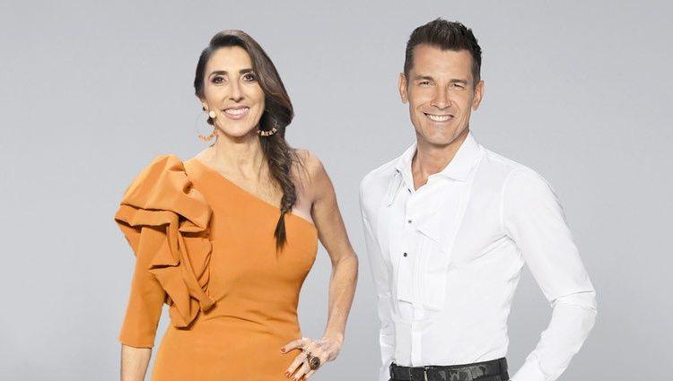 Paz Padilla acompañará a Jesús Vázquez para dar las Campanadas 2019