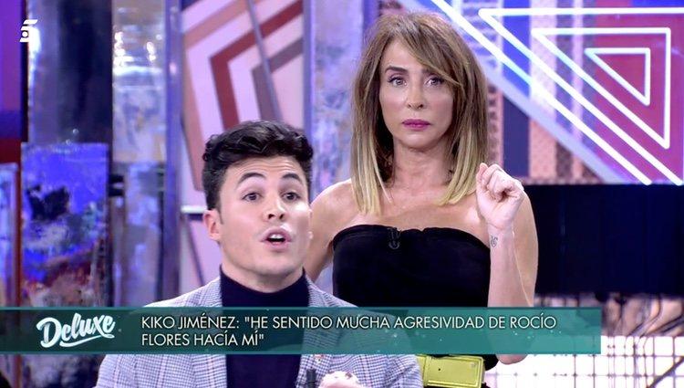 Kiko Jiménez en 'Sábado Deluxe' |Foto: telecinco.es