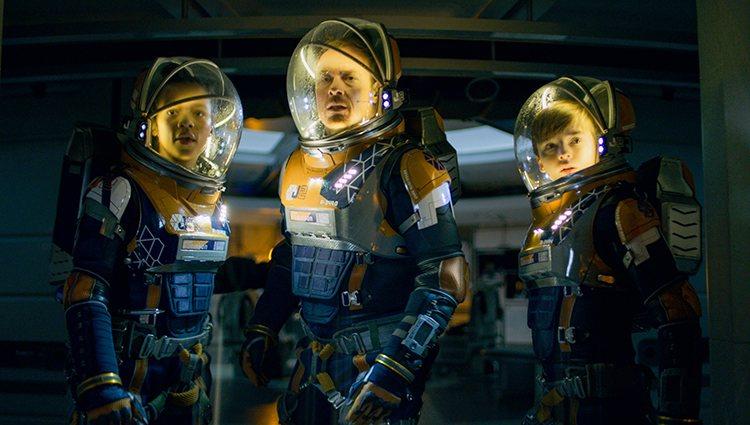 Imagen de la nueva temporada de 'Lost in space'