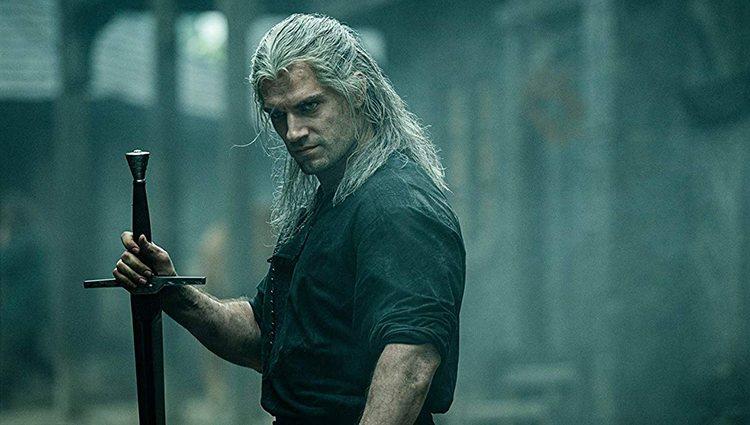 Henry Cavill como Geralt de Rivia en 'The Witcher'