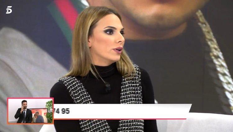 Irene Rosales hablando de su matrimonio con Kiko Rivera / Telecinco.es
