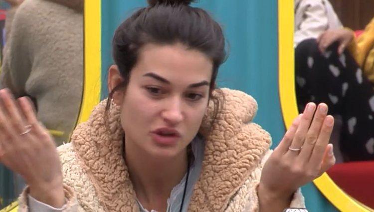 Estela Grande tiene muchas dudas | Foto: Telecinco.es