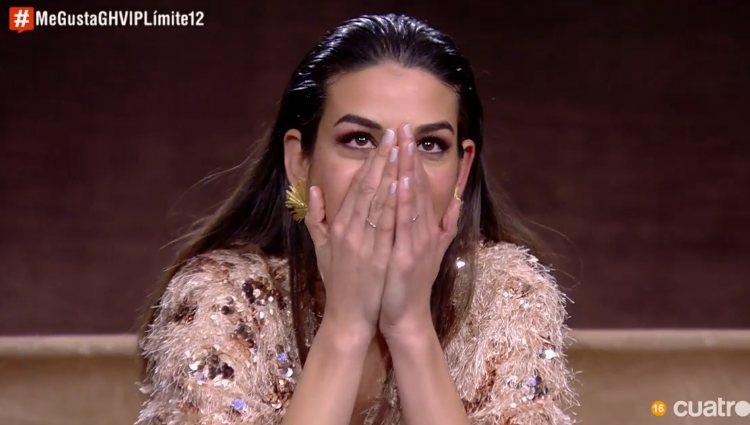 Estela se mostró sorprendida con todo lo ocurrido | cuatro.com
