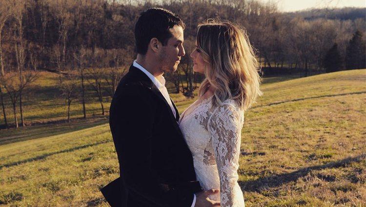 Miranda Lambert anunció que se había casado por sorpresa | Foto: Instagram