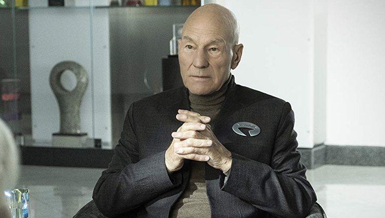 Patrick Stewart en 'Star Trek: Picard'