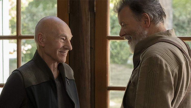Imagen de la serie 'Star Trek: Picard'