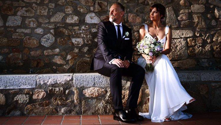 Sandra Sabatés mantuvo su boda en secreto hasta una vez pasada | Foto: Instagram