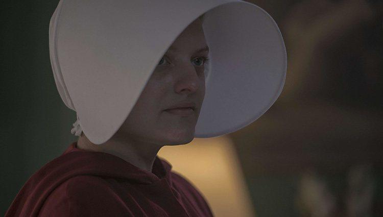 June (Elisabeth Moss) en la tercera temporada de 'El cuento de la criada'
