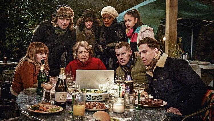 La familia Lyons en 'Years and years'   Foto: HBO