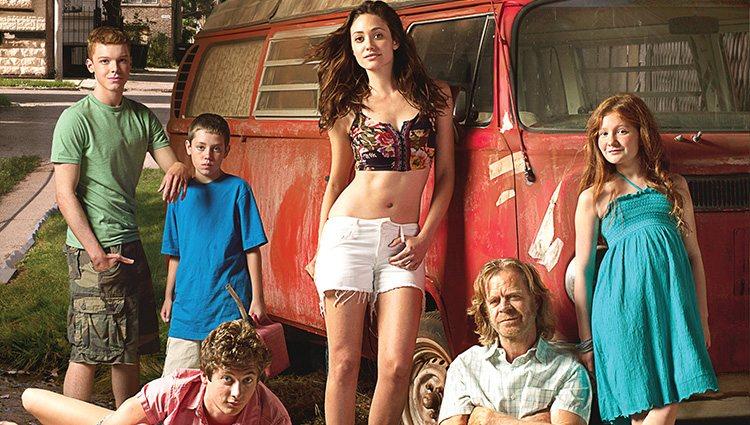 Imagen promocional de la segunda temporada de 'Shameless'   Foto: Showtime