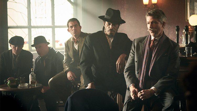 Imagen de la quinta temporada de 'Peaky Blinders'   Foto: BBC Two