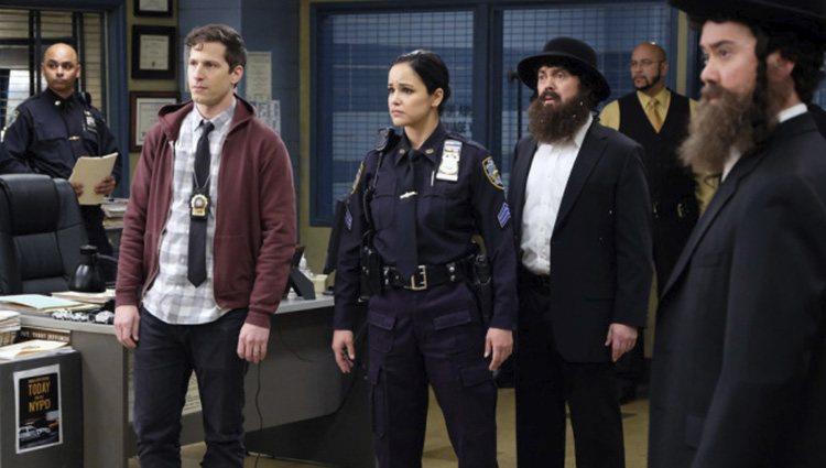 Imagen de la séptima temporada de 'Brooklyn Nine-Nine'   Foto: FOX