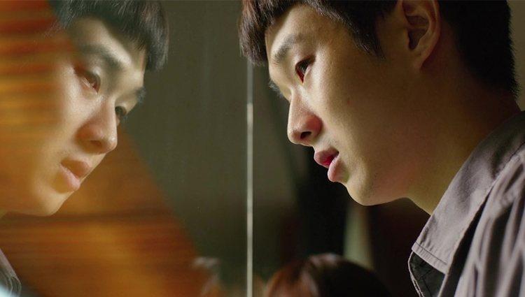 Woo-sik Choi en 'Parásitos'
