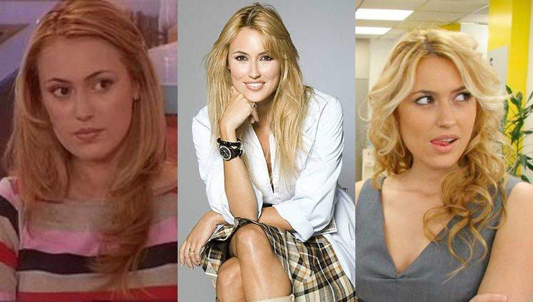 Carolina Cerezuela en las series 'La verdad de Laura', 'Hospital Central' y 'Cámera Café' | rtve.es / telecinco.es