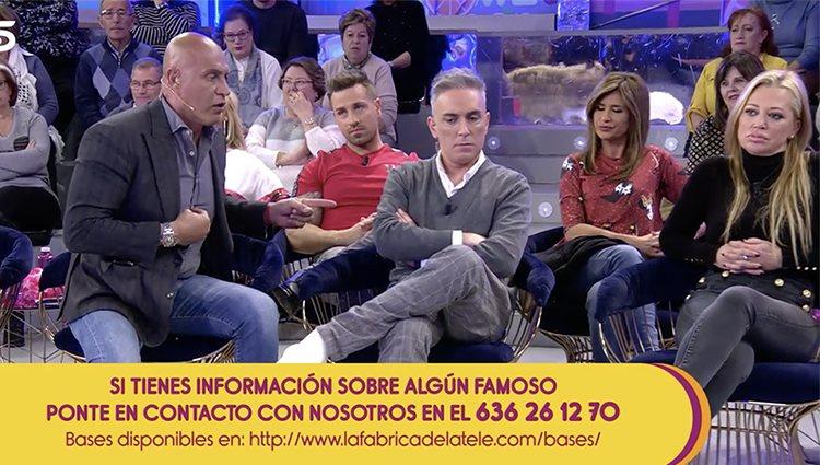 Los colaboradores de 'Sálvame'  Foto: Telecinco.es
