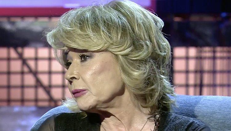 Mila Ximénez en 'Sábado Deluxe'| Foto: Telecinco.es