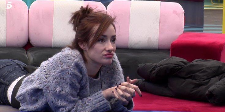 """Adara ha respondido en 'El Tiempo del Descuento' a las palabras de Alba Carrillo: """"Me da vergüenza ajena"""""""