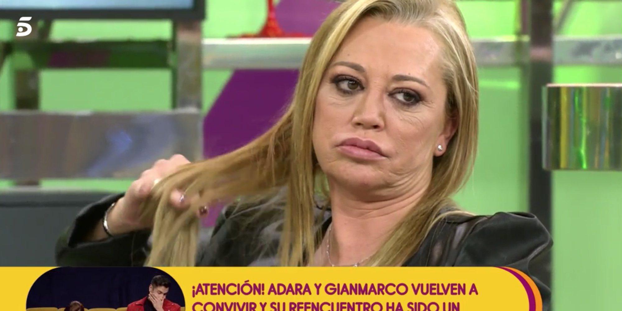 """Belén Esteban, harta de que siempre se hable de ella, estalla en 'Sálvame': """"Me siento utilizada"""""""
