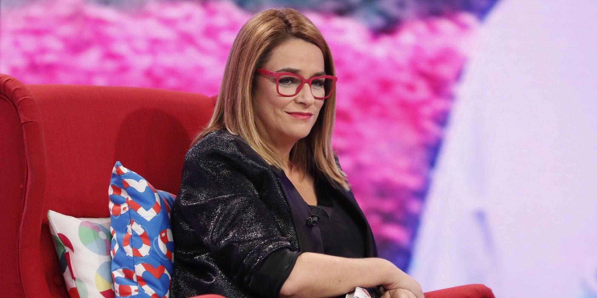 Toñi Moreno, muy emocionada por la inminente llegada de su hija Lola, enseña cómo ha quedado su armario