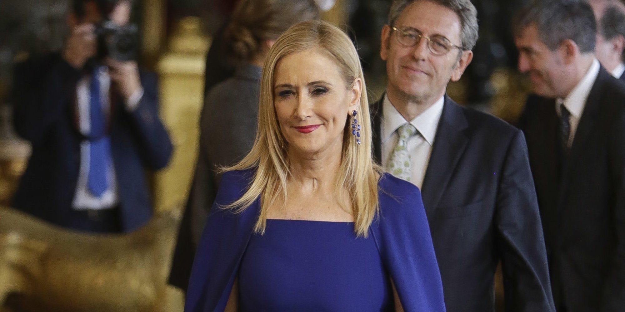 El dineral que habría cobrado Cristina Cifuentes de haber participado en 'Supervivientes 2020'