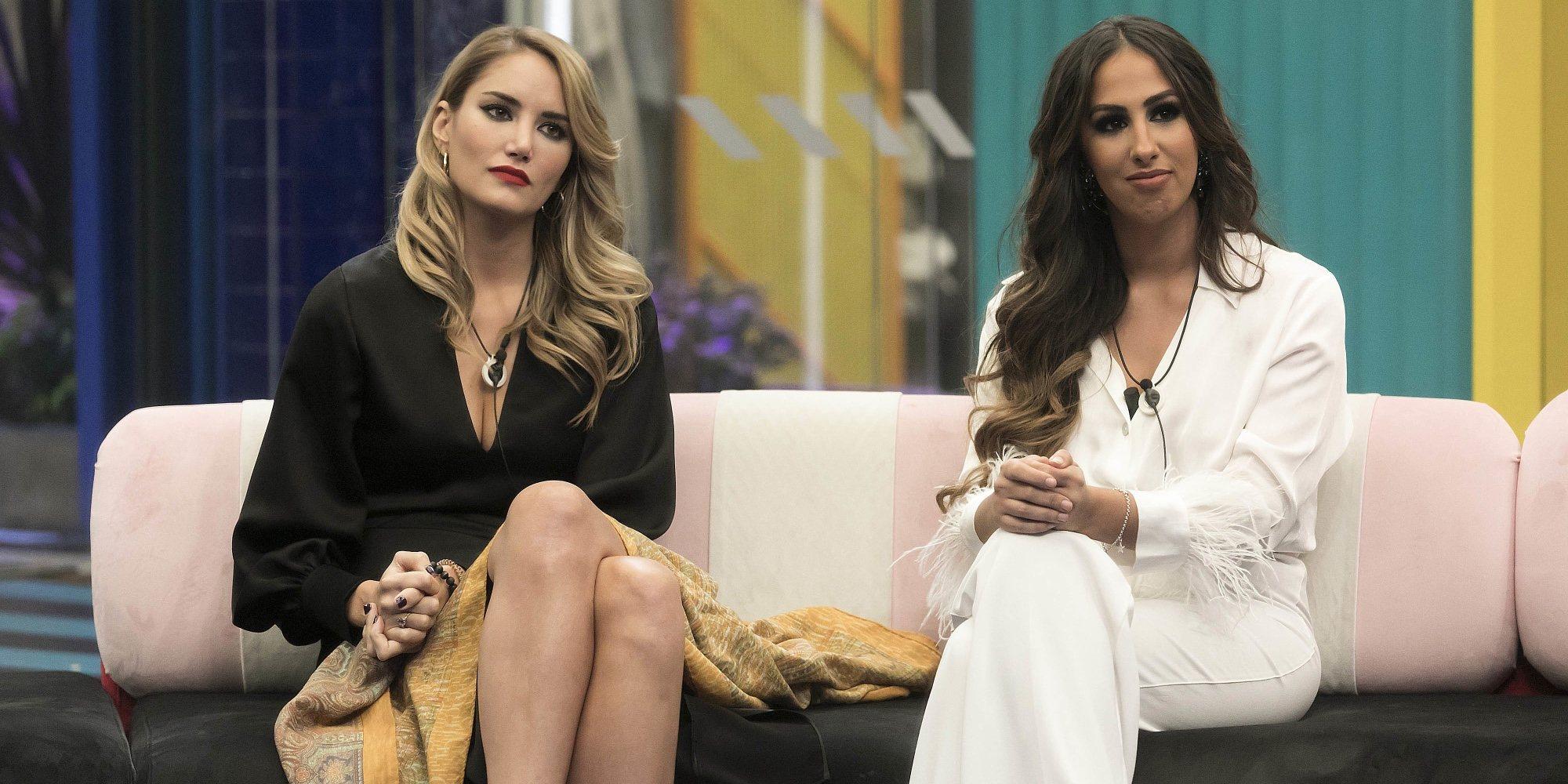 Alba Carrillo se reencuentra con Irene Junquera y Noemí Salazar con indirecta a sus compañeros de 'GH VIP 7'