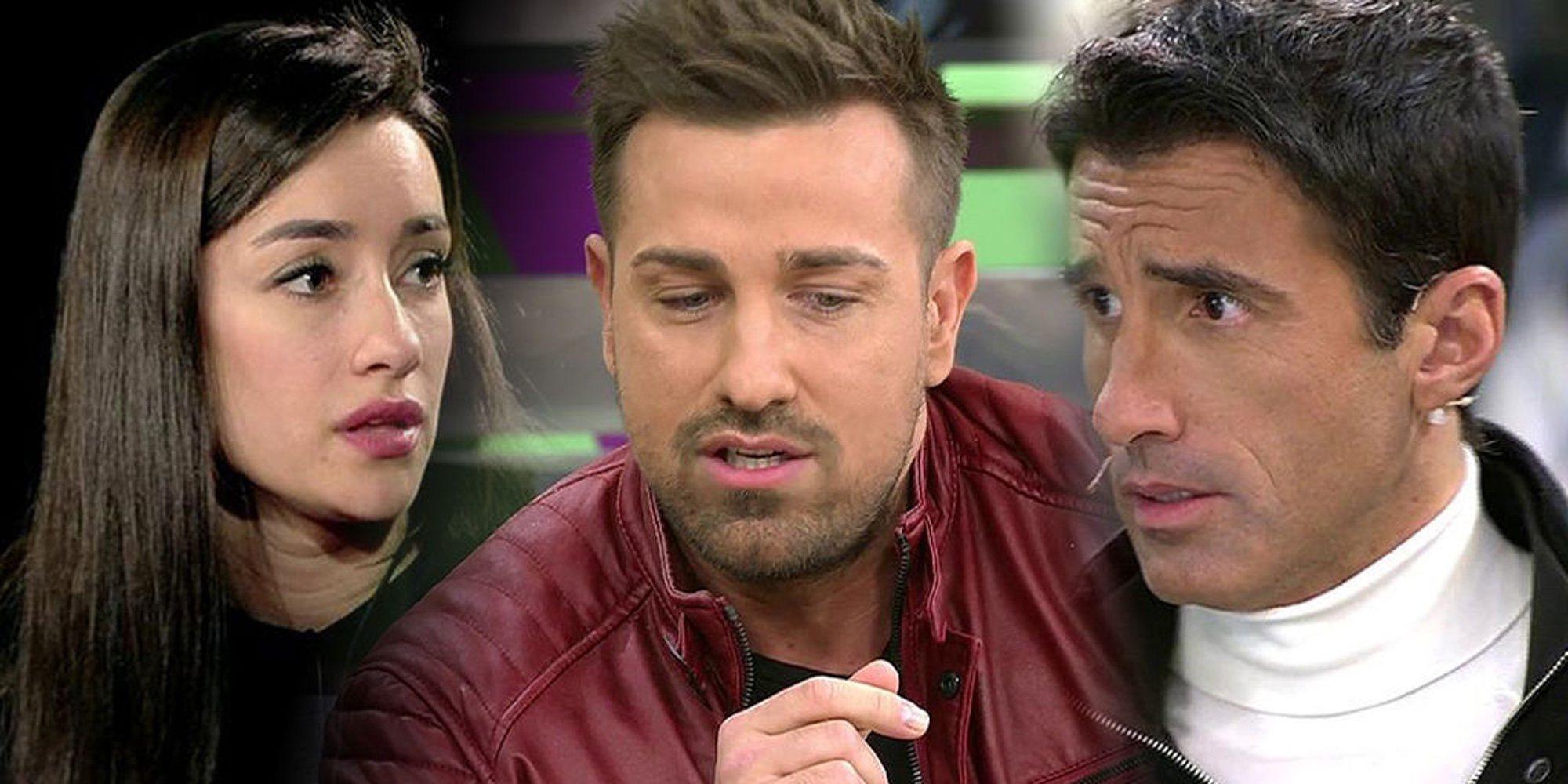 Rafa Mora asegura tener las pruebas de un pacto previo a 'GH VIP 7' entre Adara y Hugo Sierra